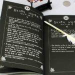 Cuaderno de notas Death Note